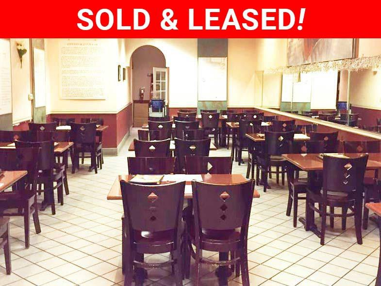 Korean Restaurant For Sale Santa Clara County Completed